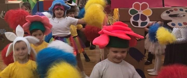 «Незнайка в Солнечном городе»: проект для детей при участии сотрудников и обучающихся Института детства