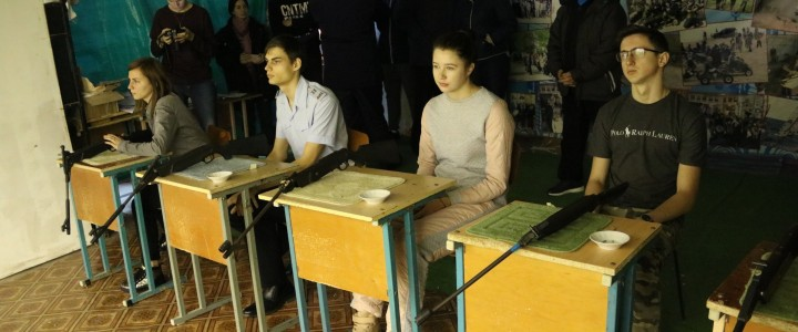 В Анапе прошел второй этап IX студенческой спартакиады