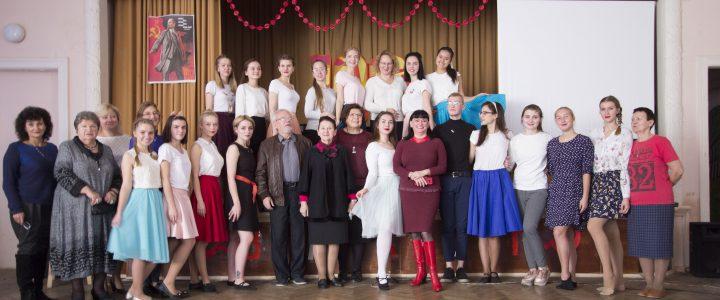 Празднование 100-летия ВЛКСМ на Факультете дошкольной педагогики и психологии