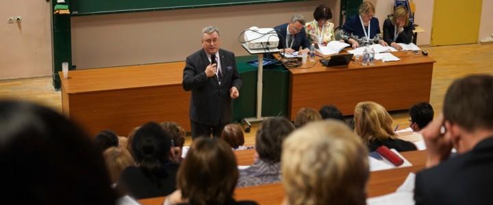 А.В.Лубков рассказал о современных подходах к подготовке педагогов дополнительного образования