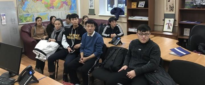 Адаптационные семинары Российско-китайского координационно-методического центра