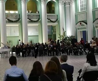 Студенческий совет Института биологии и химии принял участие в Ректорском бале МПГУ