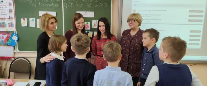 Студенты 2го курса магистратуры ИИЯ МПГУ вышли на педагогическую практику