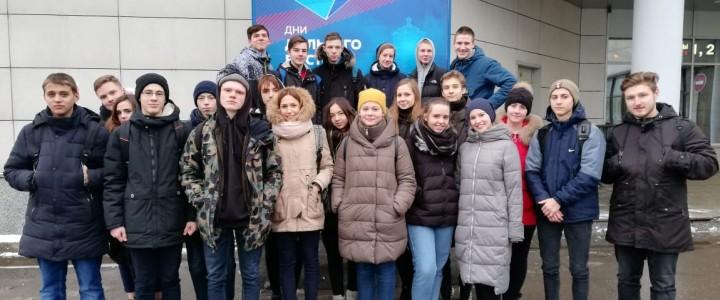 14 декабря студенты и преподаватели Колледжа МПГУ посетили фестиваль «Дни Дальнего Востока в Москве 2018»