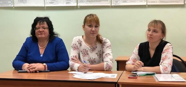Организационная встреча магистрантов, обучающихся  с применением ЭОиДОТ на базе Сергиево-Посадского филиала МПГУ
