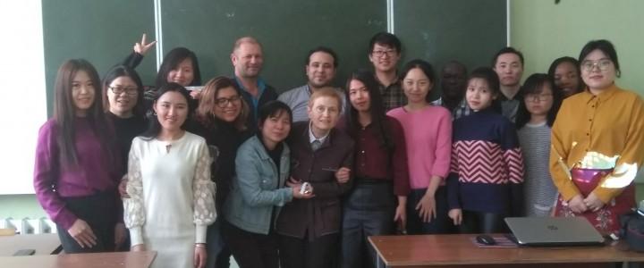 Иностранные студенты-аспиранты рассказали о традициях празднования нового года в своих родных странах