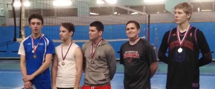 Спортивные успехи наших теннисистов и волейболистов