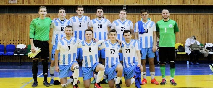 Долгожданная победа сборной МПГУ в матче с командой МАИ