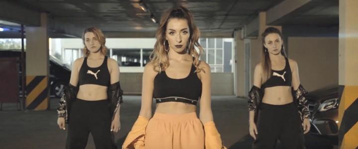 """Танцевальная студия """"The MUSE"""" в клипе!"""