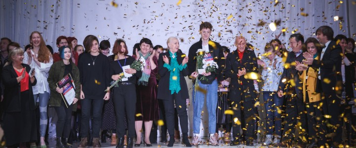 Лауреаты Всероссийского фестиваля молодых дизайнеров «МОДА 4.0»