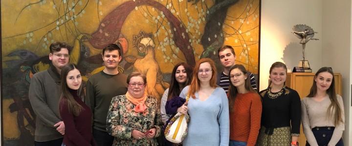 Научная работа студентов Института истории и политики МПГУ в музеях Москвы