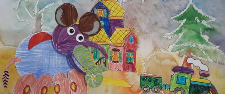 Детское творческое объединение «Художественное экспериментирование» 22 декабря завершило свою работу в 2018 году