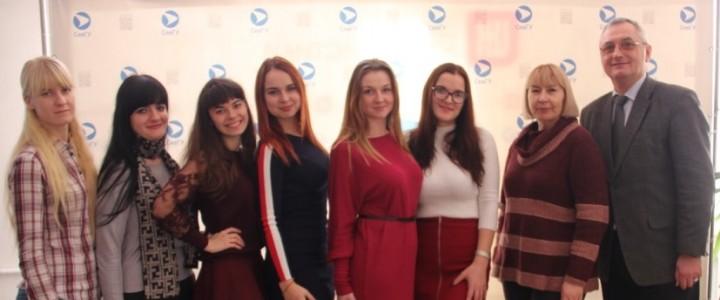Профессор Института детства И.В. Евтушенко принял участие в образовательном процессе Севастопольского государственного университета