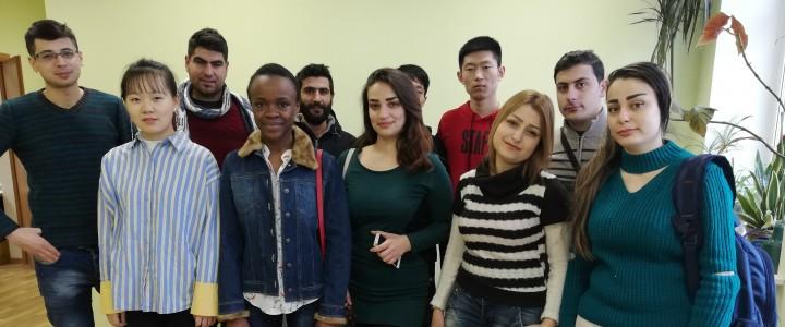 """""""Первая зимняя сессия"""" для студентов подготовительного факультета МПГУ"""