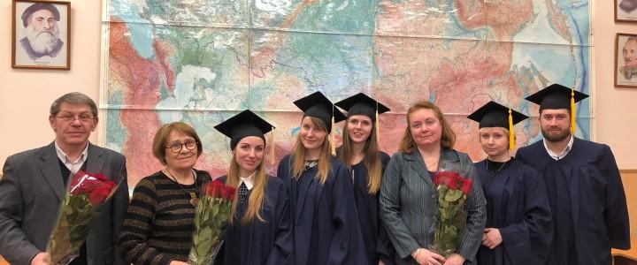 Поздравляем наших выпускников!