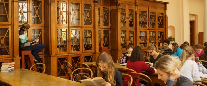 Изменение графика работы  библиотеки Института филологии МПГУ во время зимних каникул