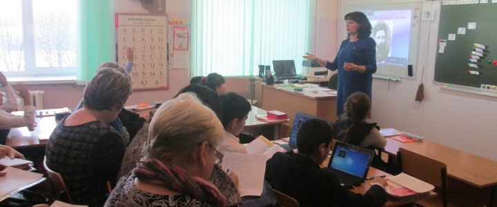 Научно-образовательная площадка. Семинары по освоению технологии ИСУД состоялись в двух школах Сасовского района Рязанской области