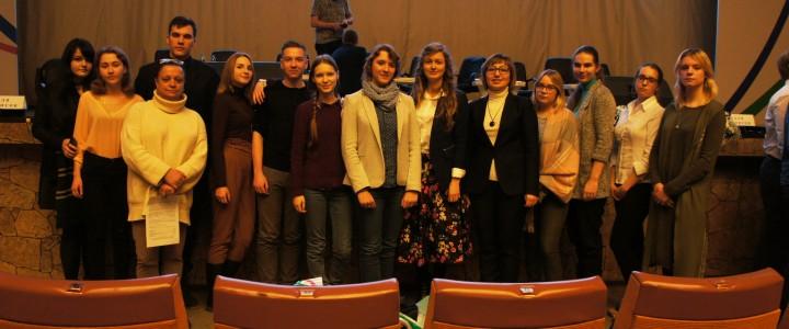 Студенты факультета педагогики и психологии выступили на XXVII Международных Рождественских образовательных чтениях