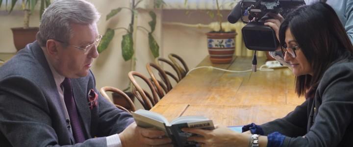 Алексей Лубков дал интервью журналу «ЖАМ»