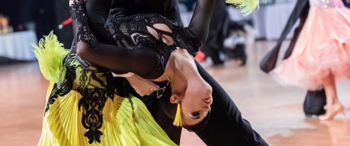 Поздравляем Позднякова Дмитрия и Михалеву Анастасию с успешным выступлением на студенческих Всероссийских соревнованиях по танцевальному спорту