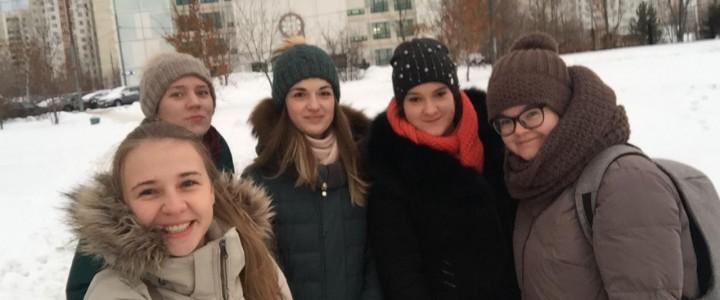 Студенты 5 курса приняли активное участие в проведении XXVIII Зимнего Турнира Архимеда