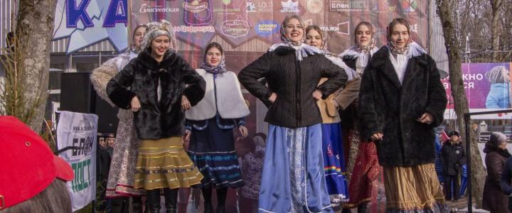 В Татьянин день студенты Ставропольского филиала МПГУ превратились в персонажей Гоголя