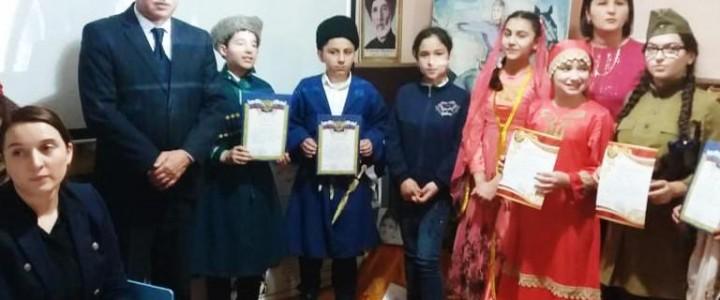 На базе Дербентского филиала МПГУ состоялся муниципальный конкурс юных чтецов «Моей малой Родине посвящаю…»