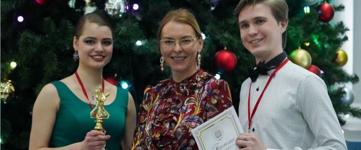 Студенты Института международного образования – обладатели кубка ректора Новогоднего ректорского бала