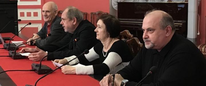 Третье заседание научно-творческого семинара ОПОЯЗ-2
