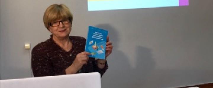 Профессор кафедры методики преподавания иностранных языков ИИЯ провела методический семинар в Греции