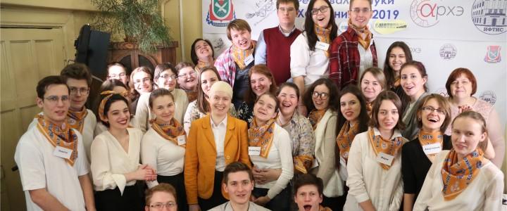 МособрТВ показал сюжет о Фестивале науки в Хамовниках