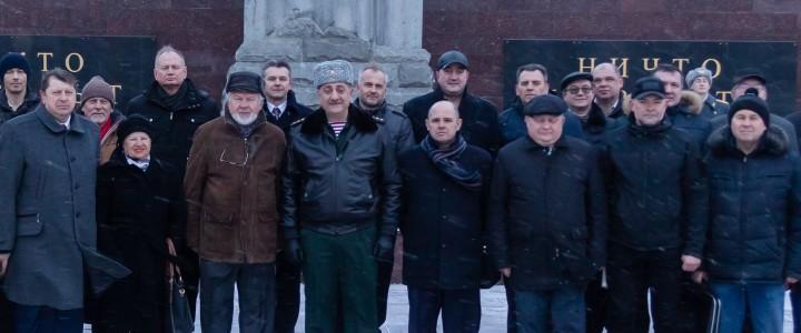 Московские журналисты в гостях у Росгвардии