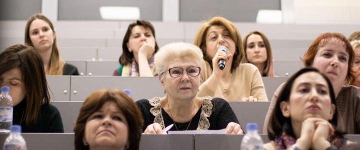 Преподаватели Института международного образования на конференциях в МИМиС и МГУ