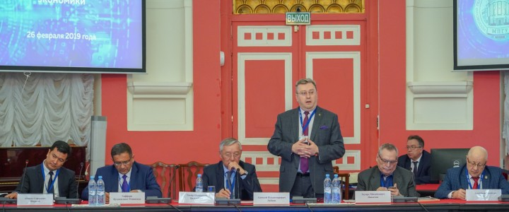 В МПГУ состоялось заседание Общественного совета базовой организации государств-участников СНГ по подготовке педагогических кадров