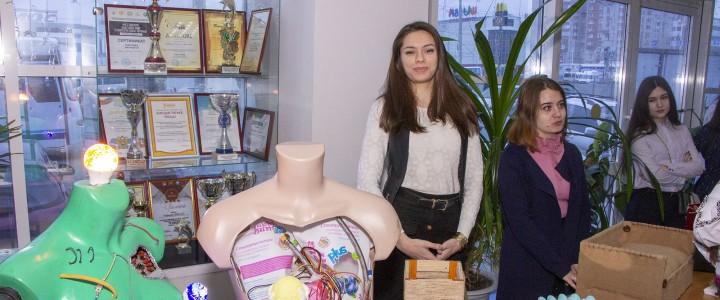 В Ставропольском филиале МПГУ началась неделя кафедры «Дизайн и реклама»
