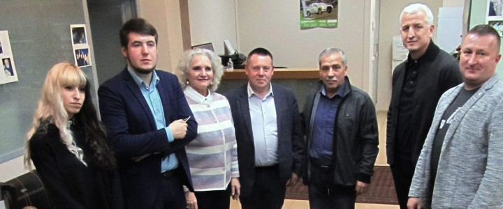 Магистранты медиаобразования ИЖКМ готовятся к медиаобразовательной экспедиции в Дагестан