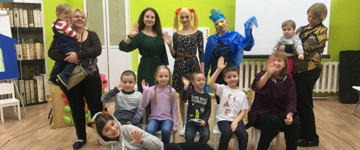 С куклами возиться – бытию учиться: неделя театра