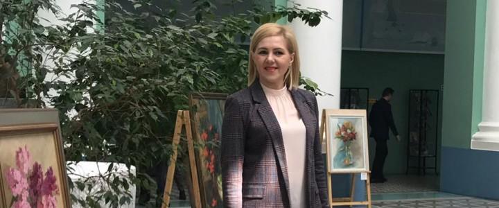 Директор Анапского филиала МПГУ приняла участие в заседании ученого совета МПГУ в Москве