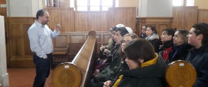 Знакомство с иудаизмом в стенах Московской хоральной синагоги