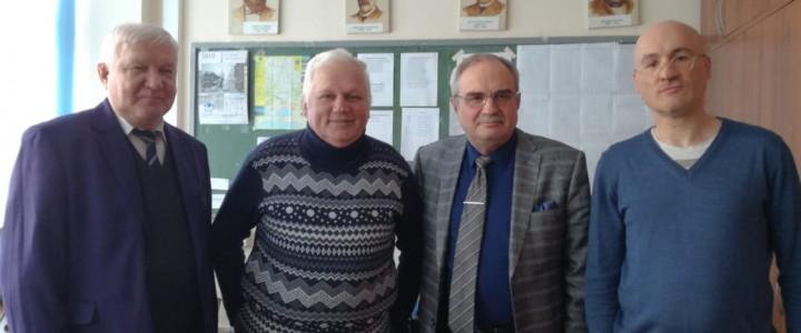 Поздравляем с 70летием Виктора Шетэля!