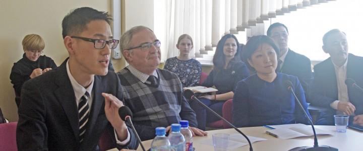 Мартовские чтения на кафедре восточных языков
