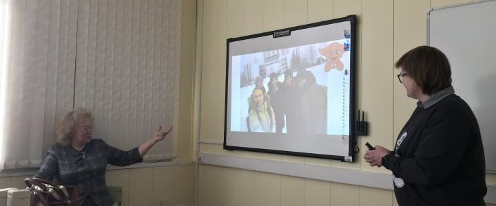 Итоговая конференция по педагогической практике студентов 5-го курса института математики и информатики