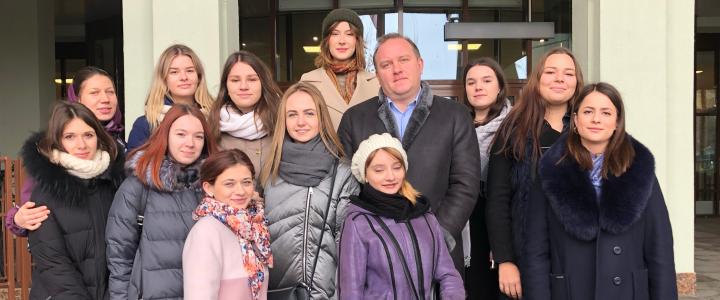 Студенты 4 курса Института биологии и химии приступили к педагогической практике в Московских школах