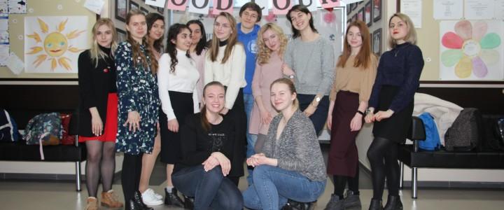 Масленица и Международный женский день в ИМО