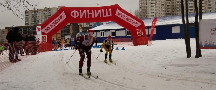 Команда МПГУ по лыжным гонкам стала серебряным призёром в эстафете 4х3 км в рамках ХХХI Московских студенческих спортивных игр!