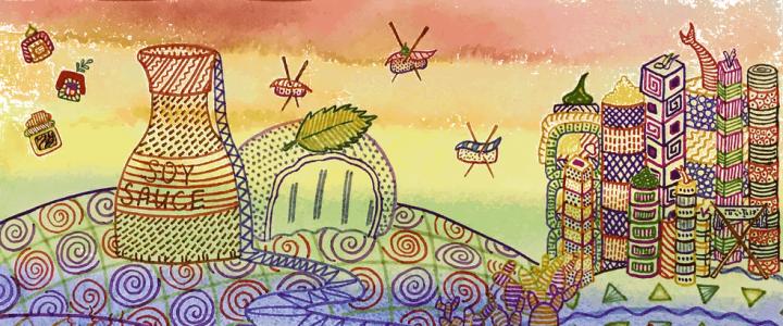 Выставка-конкурс творческих работ студентов факультета начального образования Института детства «Лики творчества»  к 100-летию государственной системы дополнительного образования России