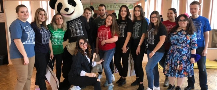 Педагогический КВН – 2019! «Мы – 16 параллель Кибальчича, талант течет у нас в крови»
