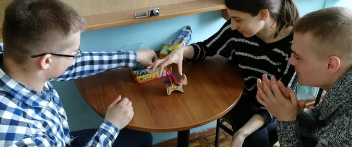 Мир образовательных игр с Межвузовским просветительским отрядом