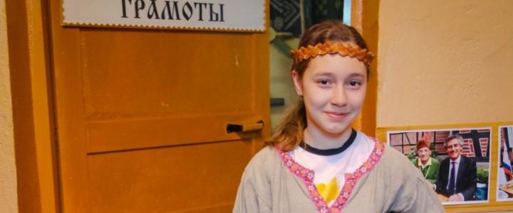 Образовательное путешествие по северу России продолжается