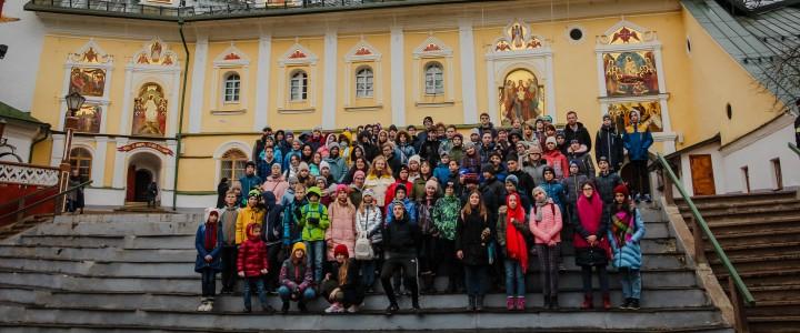 На Псковской земле завершилась образовательная программа МПГУ «Дорогами Александра Невского»